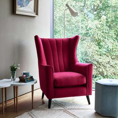 Pasillo Shoreditch Chair, Choice Of Fabric | Sofas | Living Room