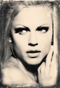 Courtney Act: glamorous, hilarious, fierce, honey, fierce.