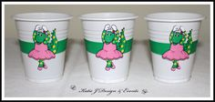 Cup Stickers #Dorothy #Dinosaur #Wiggles #Birthday #Bunting #Party #Ideas #Decorations #Ideas #Banners #Cupcakes #WallDisplay #PopTop #JuiceLabels #PartyBags #Invites #KatieJDesignAndEvents #Personalised #Creative