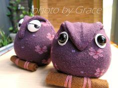 Grace--sock animals