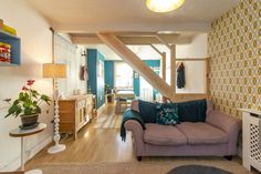 Loft, Couch, Homes, Bed, Places, Furniture, Home Decor, Homemade Home Decor, Lofts