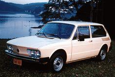 Volkswagen Brasilia 1973
