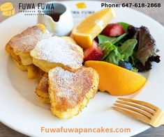 First Soufflé Pancake Shop from Tokyo to open in Toronto. Handcrafted Pancakes originated from Japan. Fuwa Fuwa means fluffy fluffy in Japanese and that is the feeling you'll get when having our pancakes. Pancake Shop, Fuwa Fuwa, Souffle Pancakes, Fluffy Pancakes, Brunch Menu, Monday Friday, Toronto, French Toast, Japanese