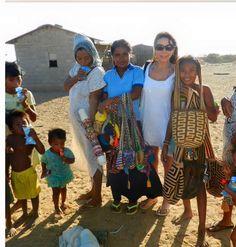 brandnative support the inspring Wayuu women of colombia! www.brandnative.co.uk