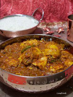 Chicken Chitarnee, an Indian Jewish Recipe