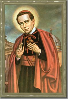Saint John Nepomucene Neumann, C.Ss.R. (Czech: Jan Nepomucký Neumann, German: Johannes Nepomuk Neumann, 28 March 1811 – 5 January 1860) was a native of Bohemia and Redemptorist Catholic priest in the United States who became the fourth Bishop of Philadelphia (1852–60). He is the first American bishop (and thus far the only male citizen) to be canonized.