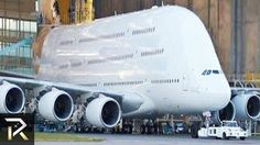 Watch 10 Abnormally Large Airplanes That Actually Fly! Airbus A380, Airplane History, Airplane Drone, Cruiser Boat, Aviation Humor, Youtube, Air Travel, Military Vehicles, The Incredibles