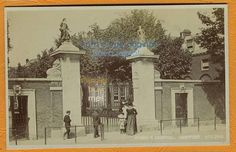 Herts HERTFORD - Christ's Hospital in Collectables, Postcards, Topographical: British | eBay