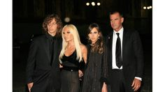 The Most Powerful Families In Fashion - Fashion's Top Families - Harper's BAZAAR