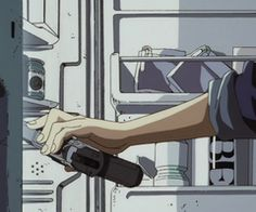 Browse and search images hearted by Retro Aesthetic, Aesthetic Anime, Gun Aesthetic, Character Aesthetic, Anime Gifs, Anime Art, Estilo Anime, Old Anime, Cowboy Bebop