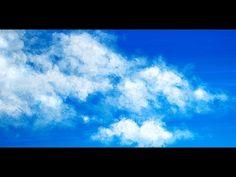 Tuto vidéo : comment peindre un ciel à la peinture acrylique en 10 minutes par Léo Dessin - l'Atelier Géant