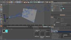 Tutorial 02: Vray Proxy, C4D Dynamics, Mograph & TP.