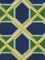 Robert Allen- COCO - my fav colors - colbalt blue, malachite, and yellow