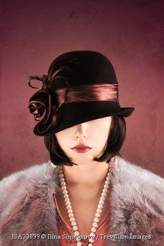 © Ilina Simeonova / Trevillion Images I love this hat. Want one for myself!