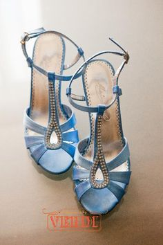We love our brides who love their shoes.      Celebrations by Amy Bacon