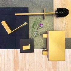 Metallic finishes are all the rage, any of our products can be powder coated gold or copper coloured.  Have a look at our website for an array of our products:   #GoldBathroom #18Ten #BathroomLife