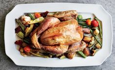 56389991 rack-roasted-chicken / Photo by Christopher Testani.