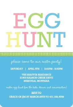 Looking+for+ways+to+make+your+Easter+egg+hunt+a+little+different+this+year?+As+you+send+out+your+Easter+party+invitations,+keep+in+mind+these,+innovative+Easter+egg+hunt+ideas.+You+can+gear+any+of+these+Easter+egg+hunt+ideas+to+fit+the+age