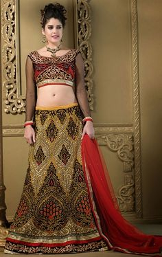 Picture of Scintillating Multi Color Designer Choli Online Shopping