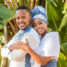 LATEST WEDDING TSWANA SHWESHWE DRESSES COUPLES WILL LOVE African Fashion Skirts, South African Fashion, African Fashion Designers, Africa Fashion, Shweshwe Dresses, African Traditional Dresses, African Design, Wedding Suits, Pattern Fashion