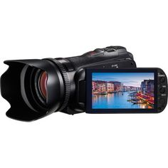 Buy Canon Legria HF G10 Flash Memory PAL Camcorder only AUD1,449.00 from TopEndElectronics Australia today with affordable shipping charge.