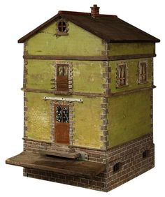 Bee Hive Designed as a French Country House | French Maquette Model of a House.