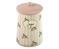 Pote para açúcar flower katie ali & co - 9,5cm | Westwing - Casa & Decoração