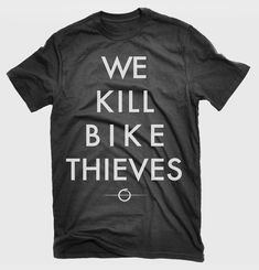 we kill bike thieves - Google-haku