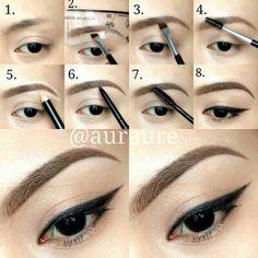 I used Anastasia Brow Kit product details & step by step are on my IG page : Eyebrow Pencil, Eyebrow Makeup, Makeup Kit, Love Makeup, Beauty Makeup, Makeup Eyebrows, Full Eyebrows, Awesome Makeup, Hair Makeup