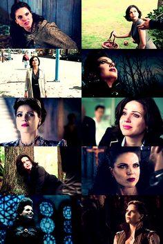 OUAT- Regina Mills aka The Evil Queen