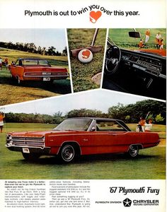 1967 Plymouth Fury ★。☆。JpM ENTERTAINMENT ☆。★。