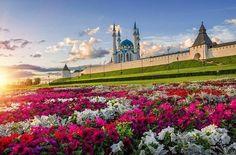 Сказочная Казань