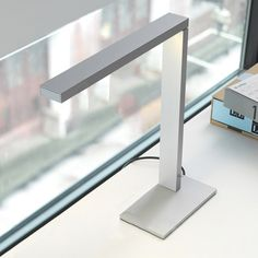 Zac Library Lamp by Frank Oehring