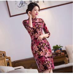 chinese clothing women in cheongsam https://www.ichinesedress.com/