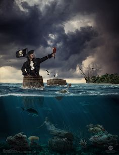 I thought he said sea turtles? Pirate Art, Pirate Life, Greek Statues, Photoshop Images, Old Boats, Treasure Island, Dark Wallpaper, Sea Turtles, Tall Ships