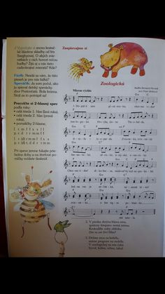 Exotické Kids And Parenting, Kindergarten, Preschool, Songs, Education, Sheet Music, Kinder Garden, Preschools, Senior Year