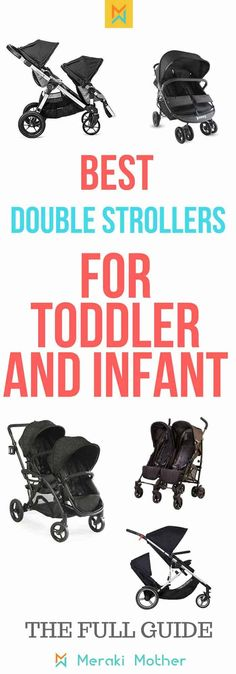 4d497c6b7d6 Review of the top 10 best double strollers for toddler and infant.   doublestroller