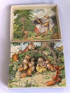 Wooden Block Puzzle, Wooden Blocks, My Roots, My Heritage, Best Memories, Twinkle Twinkle, Childhood Memories, Folk Art, Vintage World Maps
