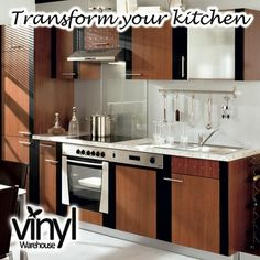 How To Cover Kitchen Cabinets With Fablon