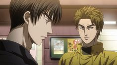 Keisuke Takahashi (高橋 啓介 Takahashi Keisuke) & Ryosuke Takahashi (高橋 涼介 Takahashi Ryōsuke) Initial D Legend1(頭文字D Legend1)