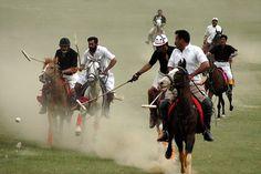 #Pakistan Polo Sakardu