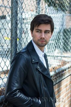EXCLUSIVE! Torrance Coombs' Icy Eyes Will Stop Your Heart Right Before Reign's Season Finale Tonight! See His Gorgeous Photo Shoot HERE!