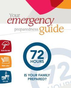 72 Hour Emergency Preparedness Kit