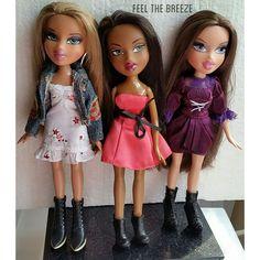 Bratz Yasmin, Bratz Girls, Bratz Doll, Fashion Dolls, Cute Cats, Cute Dresses, Collections, Entertainment, Names