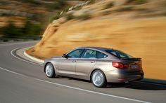 2014 BMW 3 Series Gran Turismo Test Drive Photo