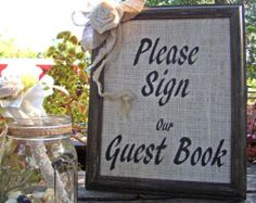 "Also see other sign ""Advice for the Bride and Groom:"