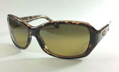 a69d43d0b76c Maui Jim MJ 214-10 Women s sunglasses Pearl City Brown Tortoise color  Polarized  MauiJim
