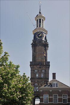 Winehouse Tower in Zutphen by Foto Martien, via Flickr