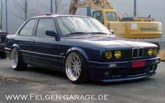 Felgen Garage E30