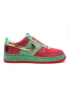 sale retailer 3a606 39b47 Air Force 1 Low Supreme IO Questlove Varsity Red, Mtllc Gold-Mn
